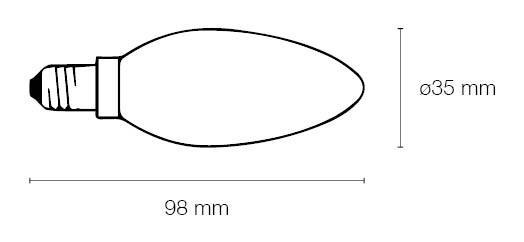 FILAMENTO-CLASSIC-vela-opal-5W-2700K-400
